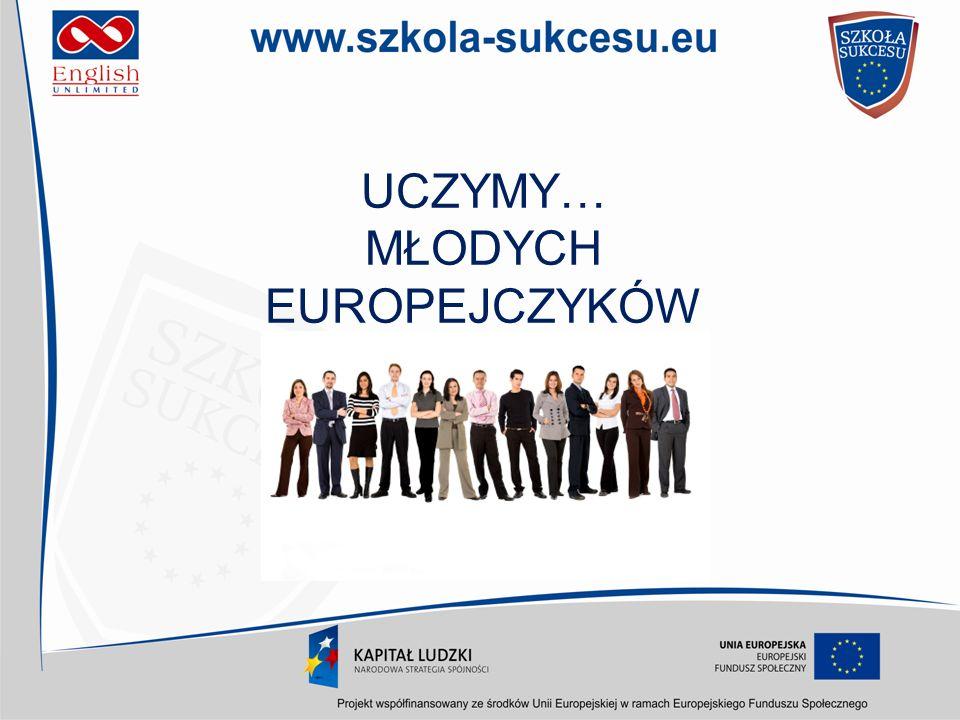MŁODYCH EUROPEJCZYKÓW