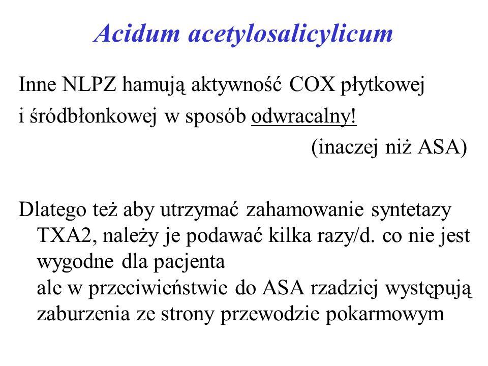 Acidum acetylosalicylicum