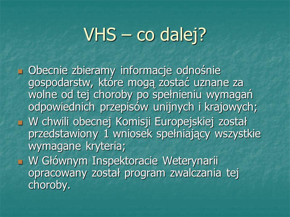 VHS – co dalej