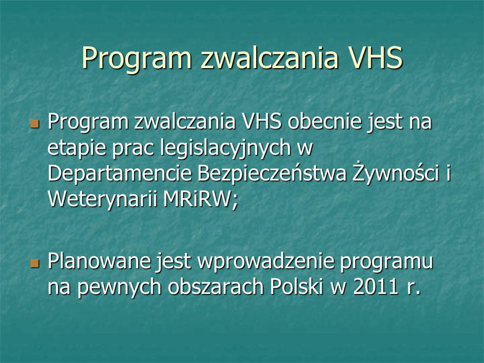 Program zwalczania VHS