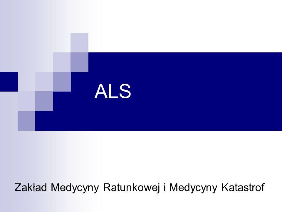 Zakład Medycyny Ratunkowej i Medycyny Katastrof