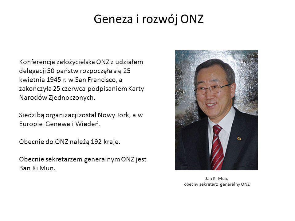 obecny sekretarz generalny ONZ