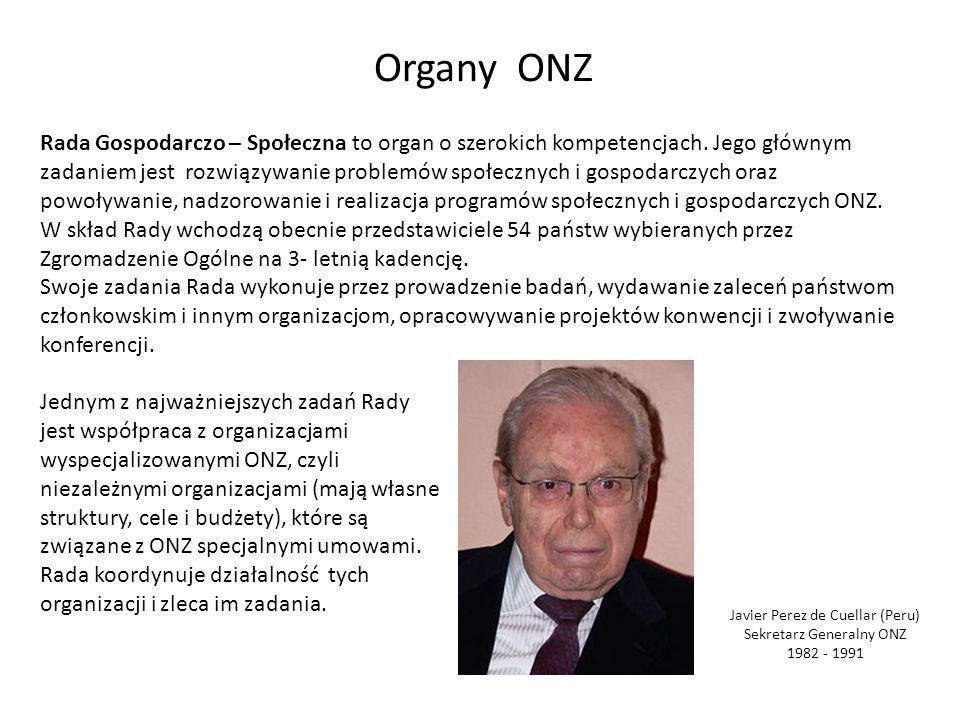 Organy ONZ