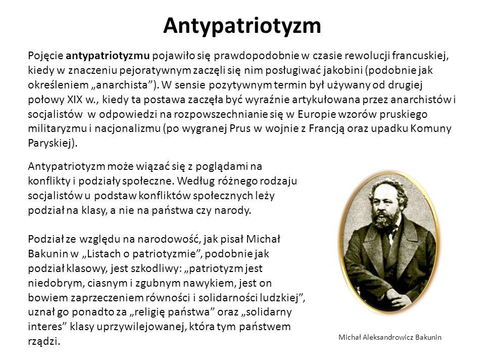 Antypatriotyzm