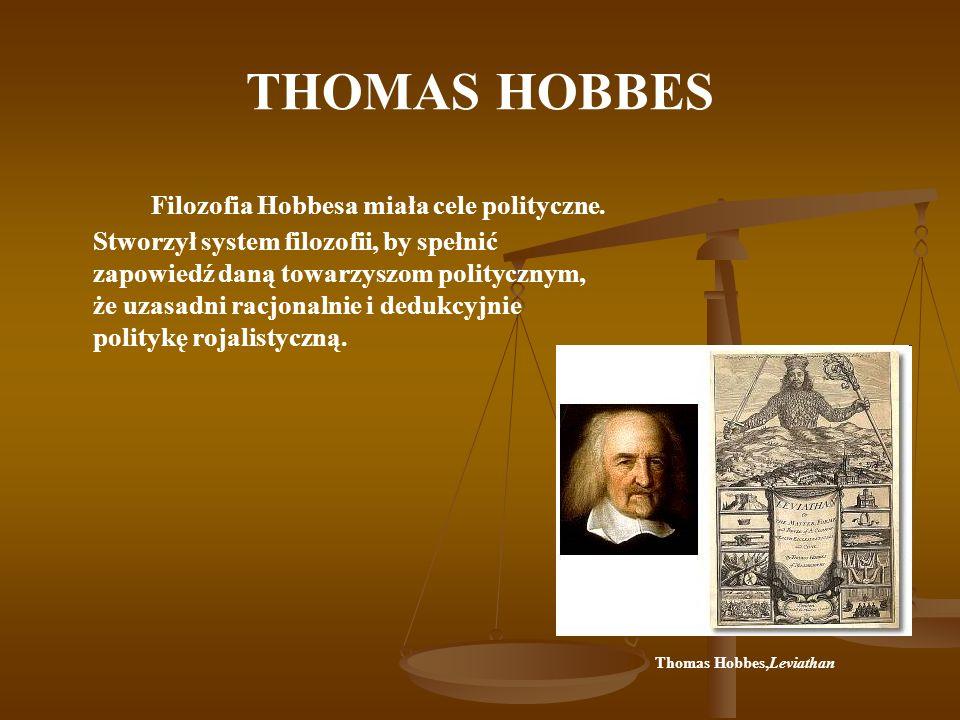 Thomas Hobbes,Leviathan