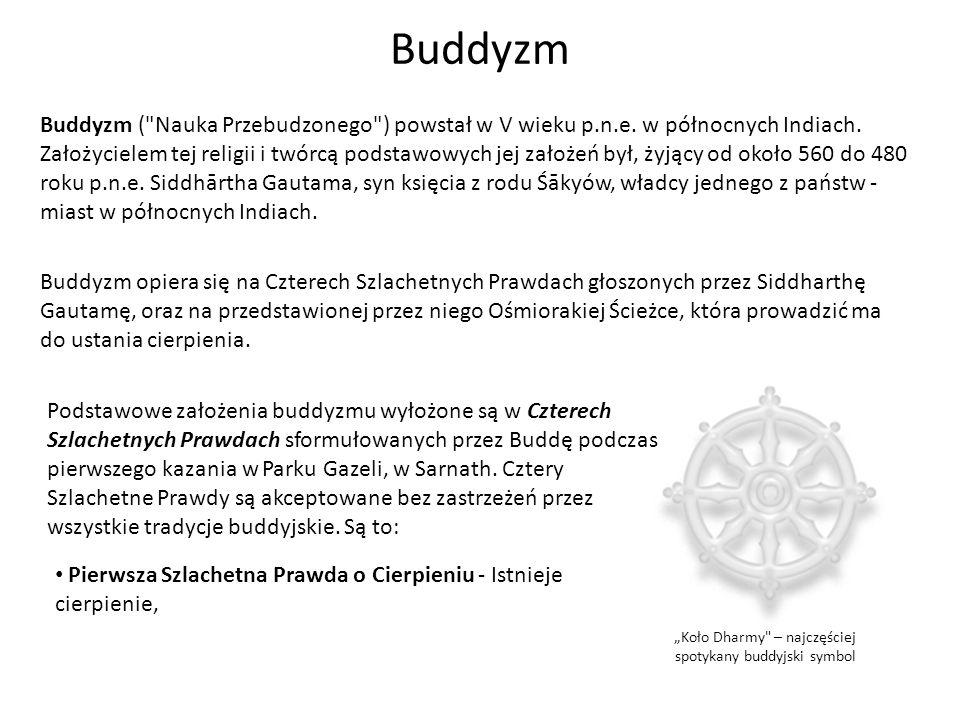 """""""Koło Dharmy – najczęściej spotykany buddyjski symbol"""