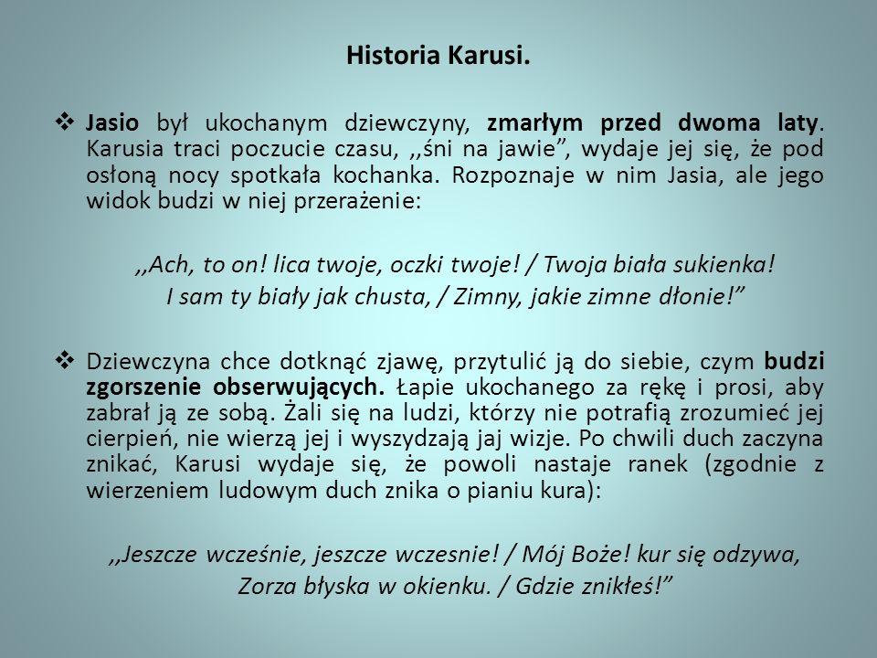 Historia Karusi.