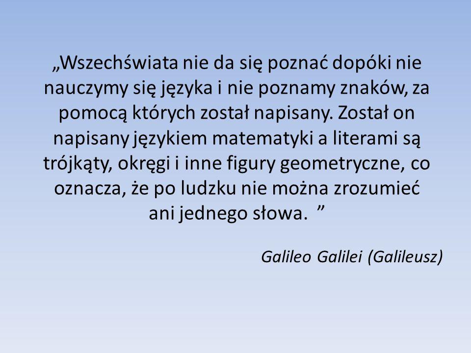 Galileo Galilei (Galileusz)