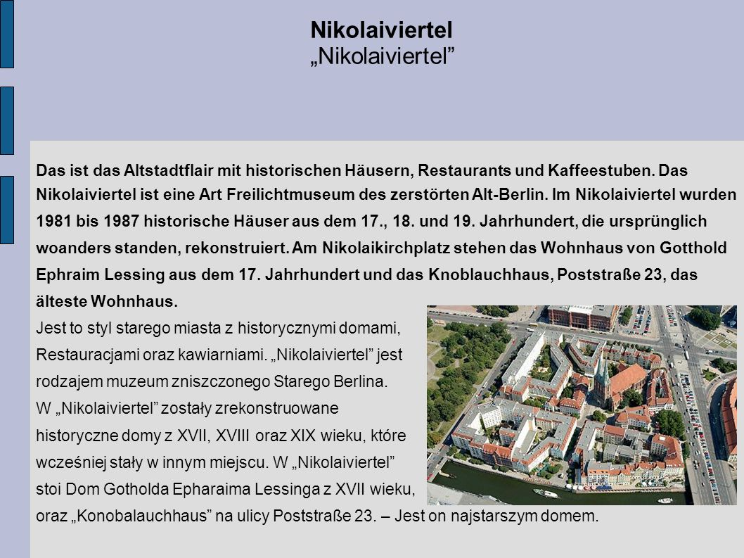 "Nikolaiviertel ""Nikolaiviertel"
