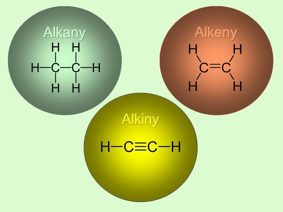 Alkeny Alkiny Alkany