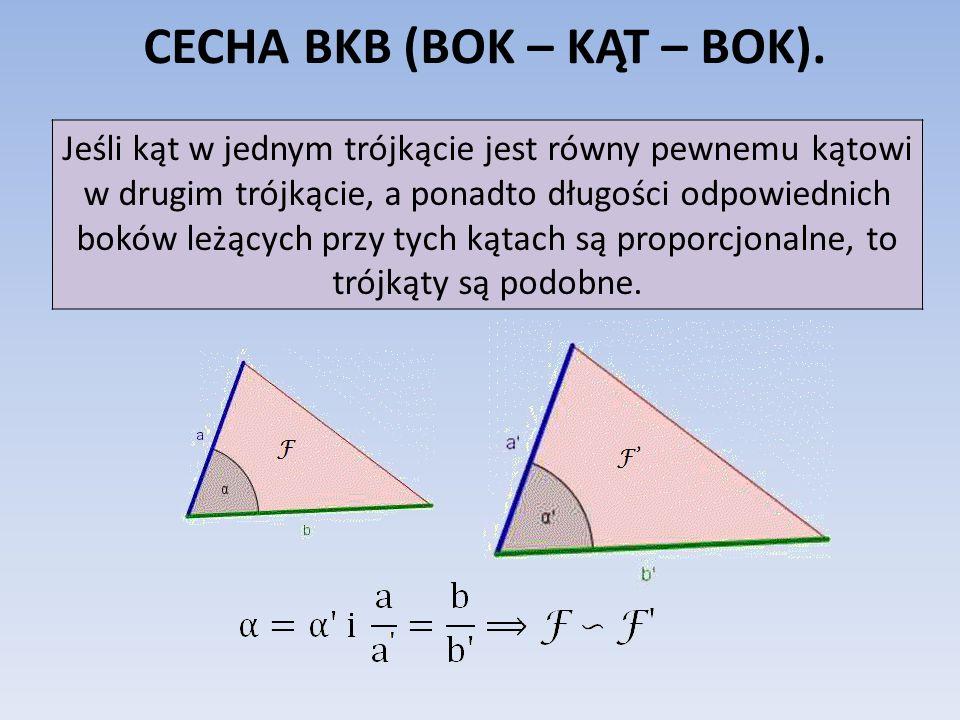 CECHA BKB (BOK – KĄT – BOK).