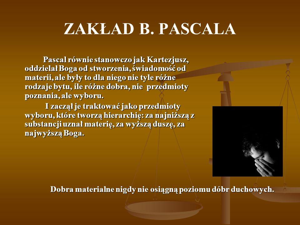 ZAKŁAD B. PASCALA