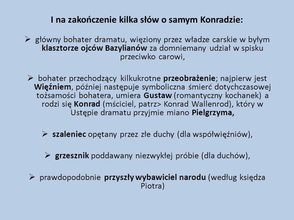 I na zakończenie kilka słów o samym Konradzie:
