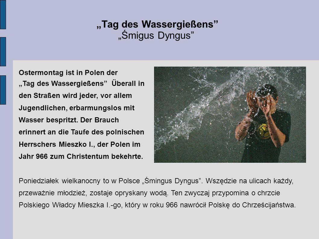 """""""Tag des Wassergießens"""
