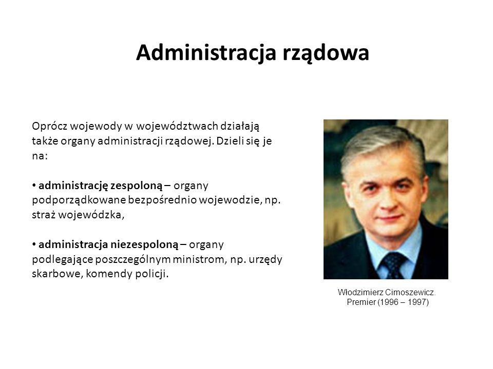 Włodzimierz Cimoszewicz.