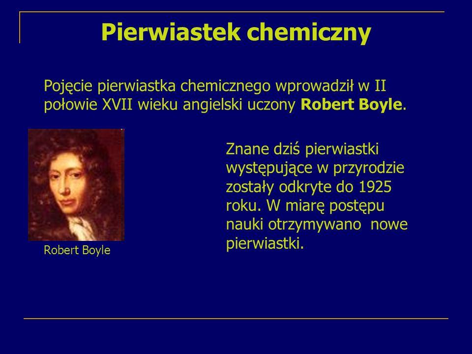 Pierwiastek chemiczny