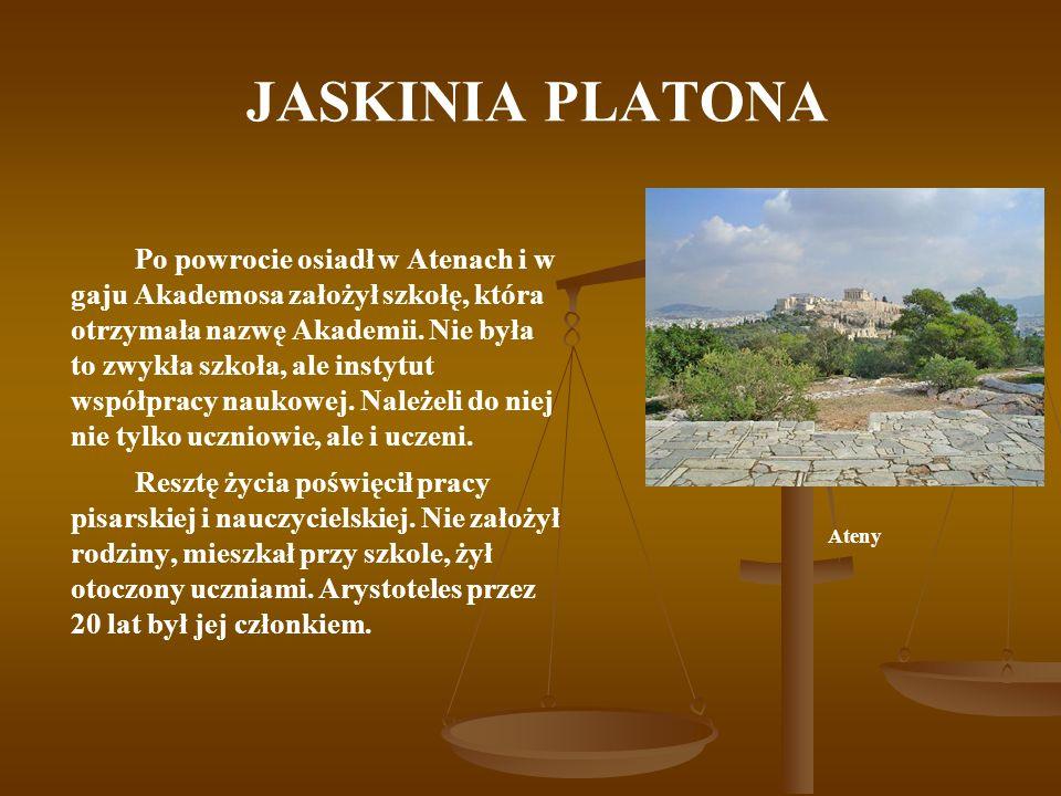 JASKINIA PLATONA