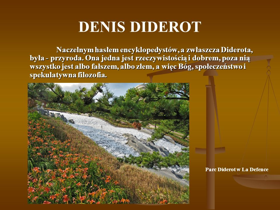 Parc Diderot w La Defence