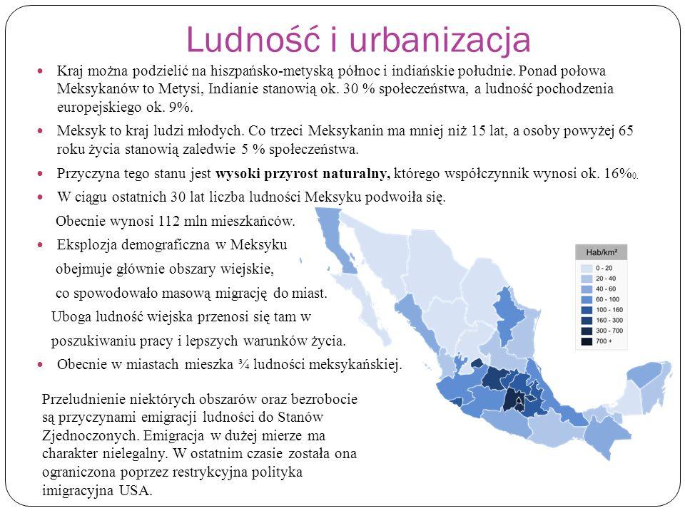 Ludność i urbanizacja