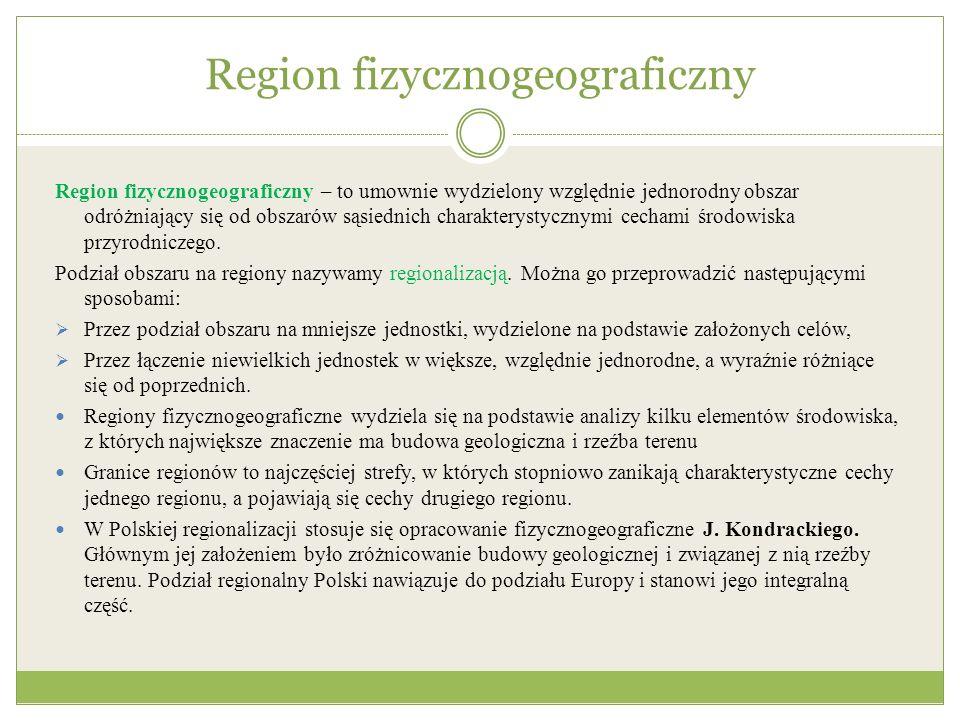Region fizycznogeograficzny