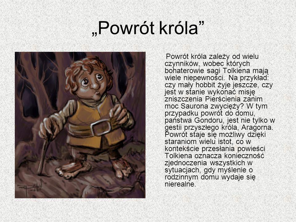 """""""Powrót króla"""