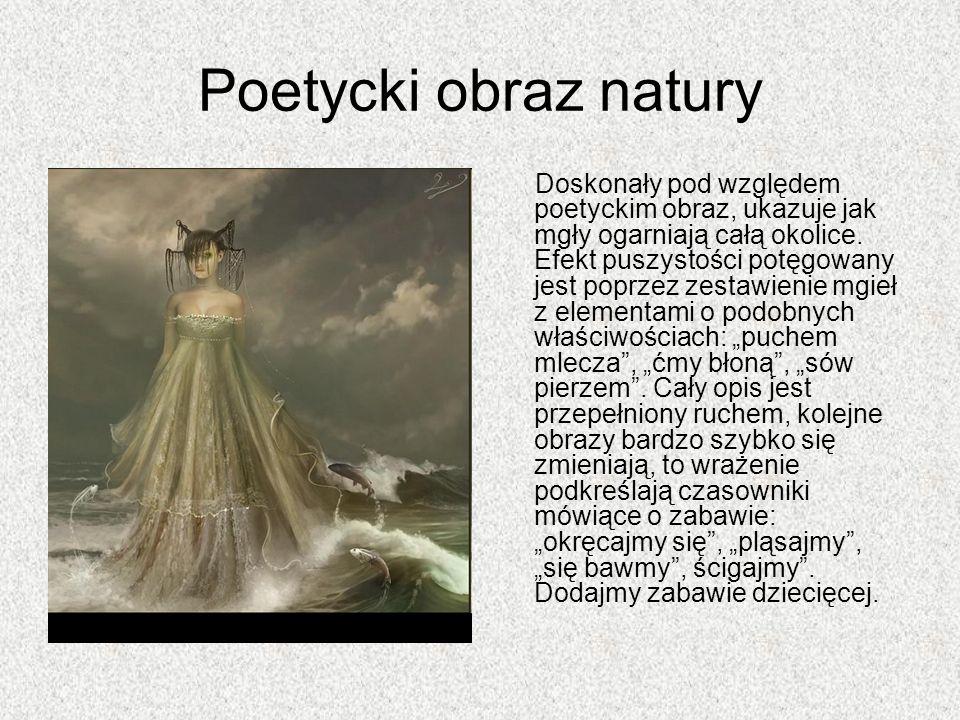 Poetycki obraz natury