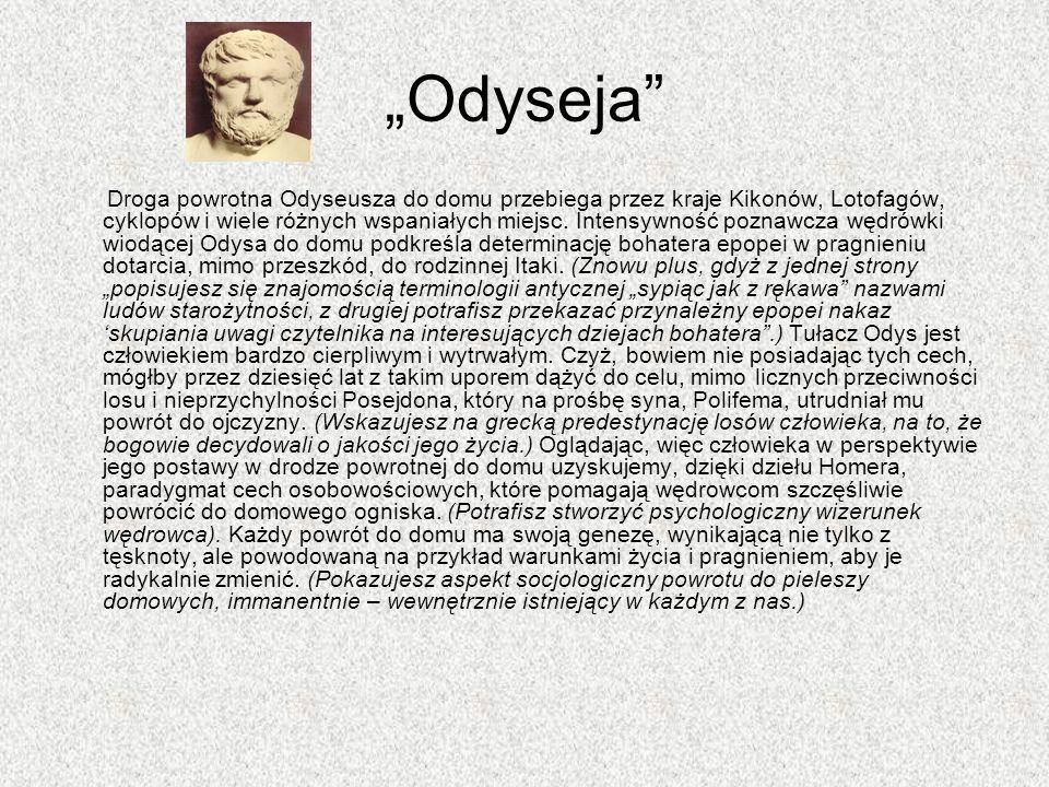 """Odyseja"