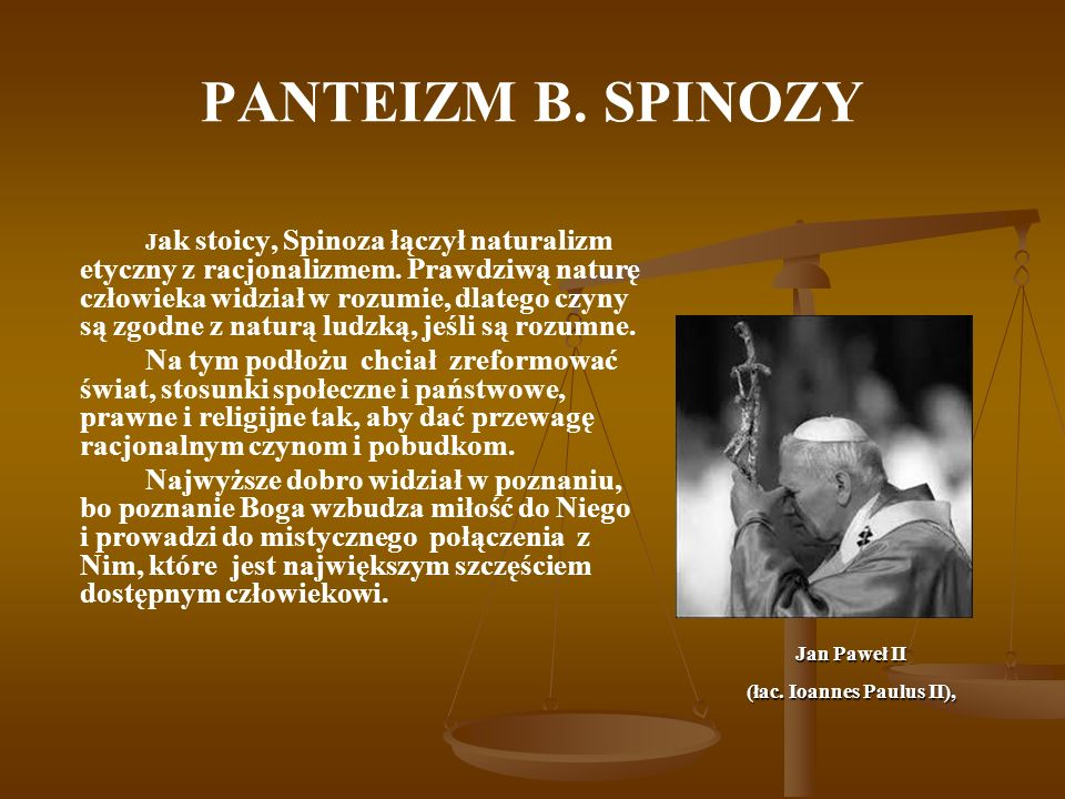 (łac. Ioannes Paulus II),