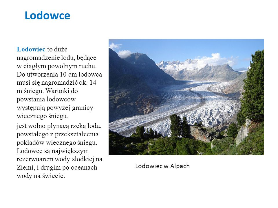 Lodowce