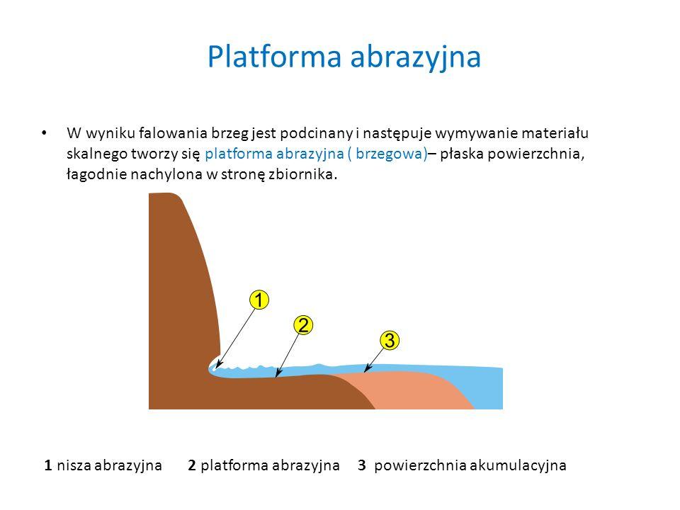 Platforma abrazyjna