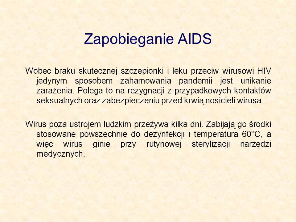 Zapobieganie AIDS