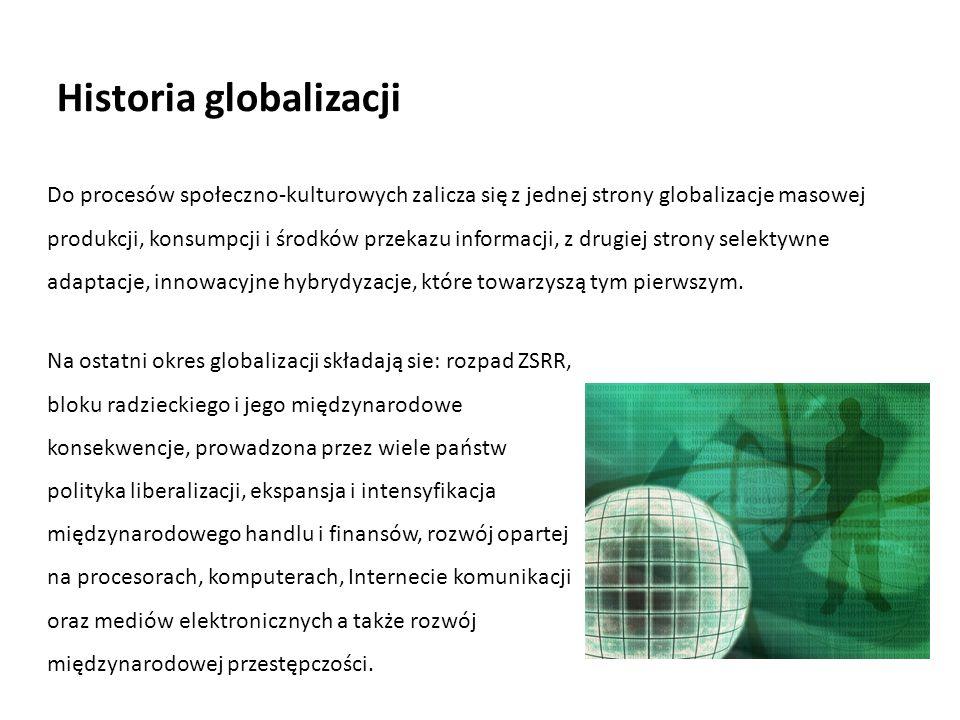 Historia globalizacji