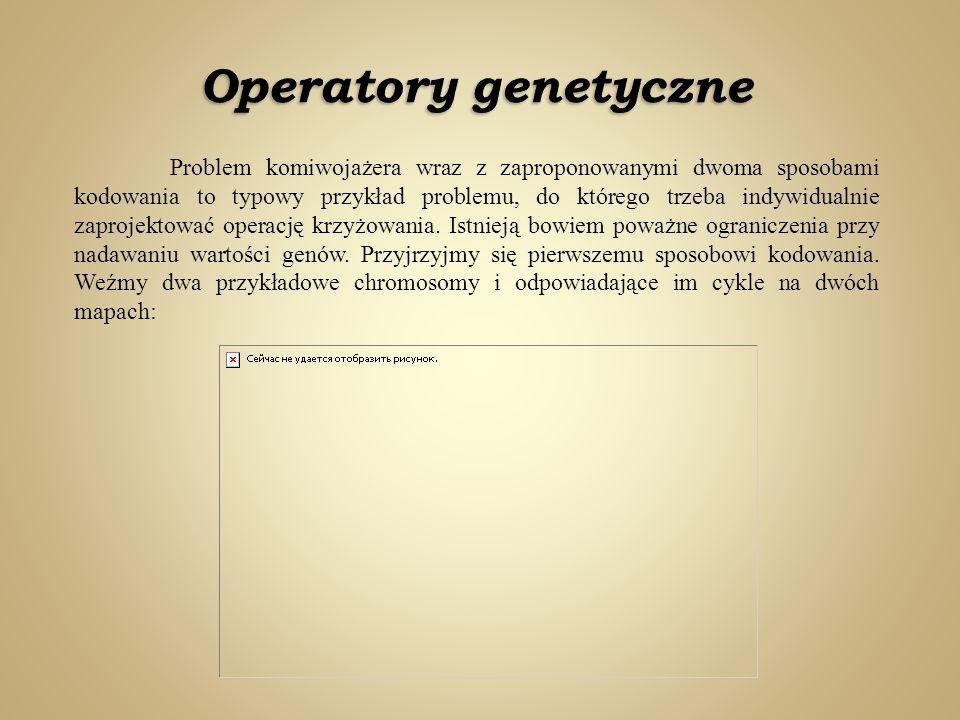 Operatory genetyczne