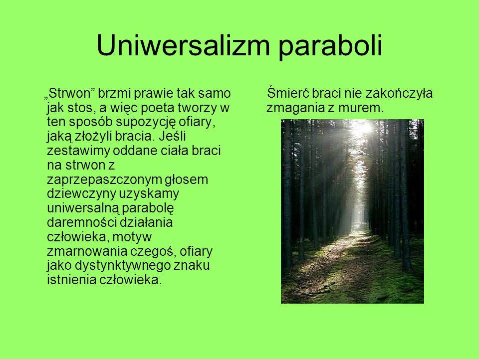 Uniwersalizm paraboli