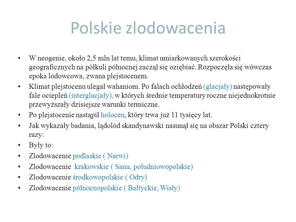 Polskie zlodowacenia