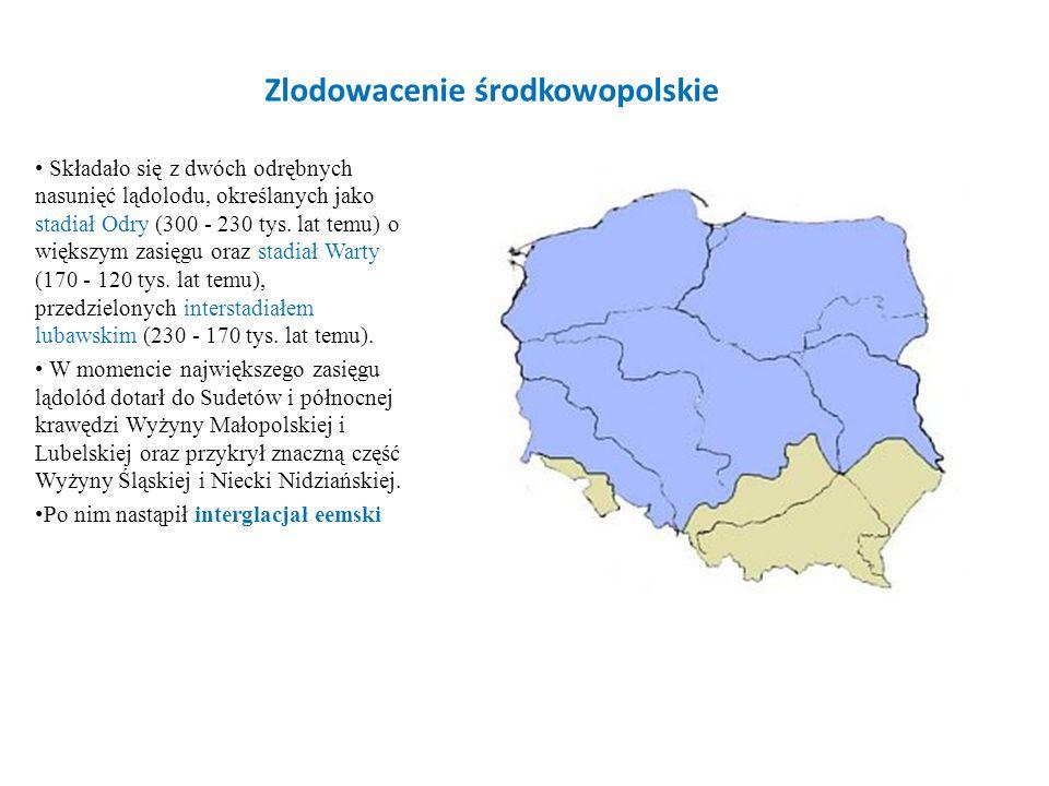 Zlodowacenie środkowopolskie