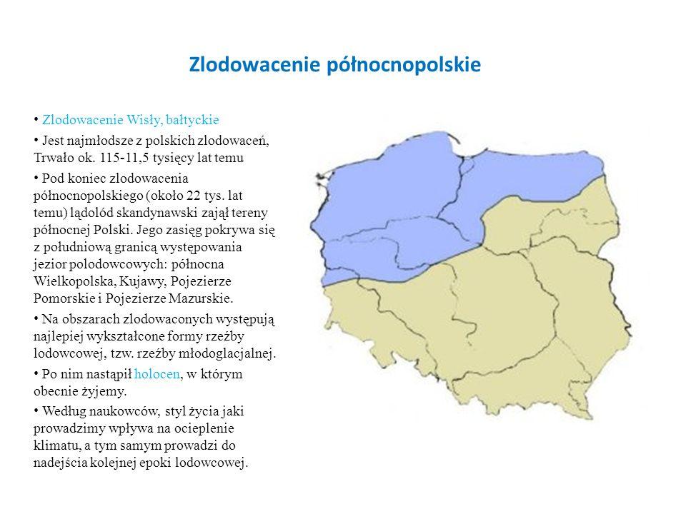 Zlodowacenie północnopolskie