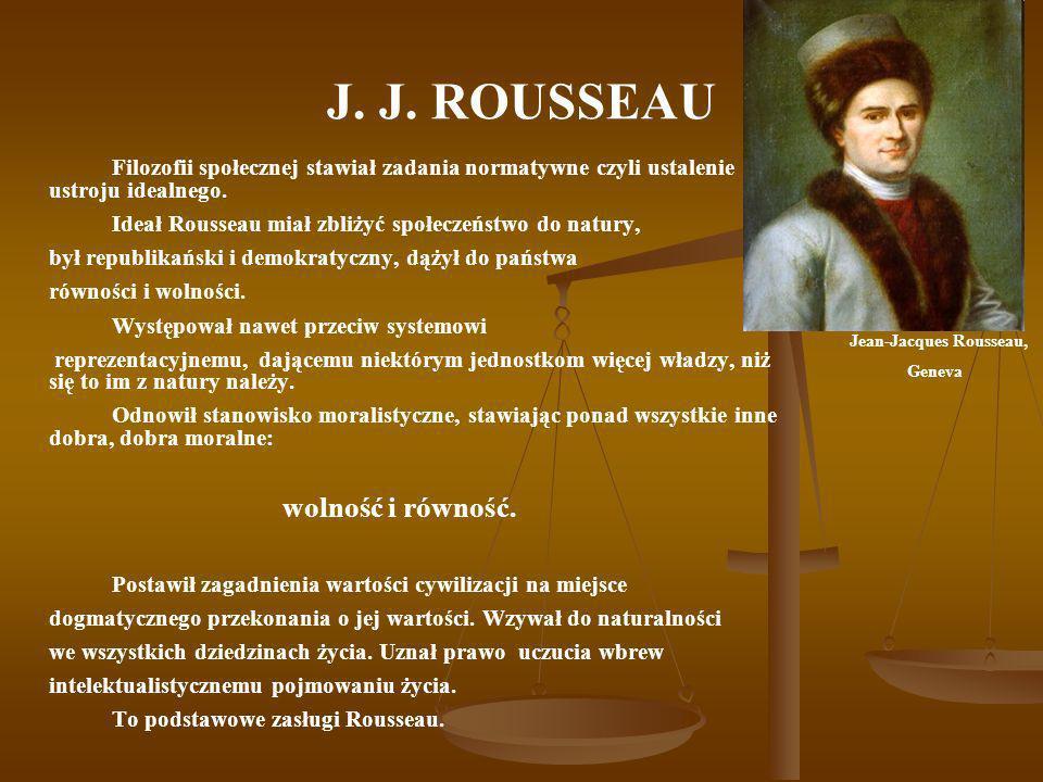 Jean-Jacques Rousseau,