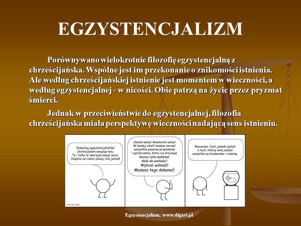 Egzystencjalizm, www.digart.pl