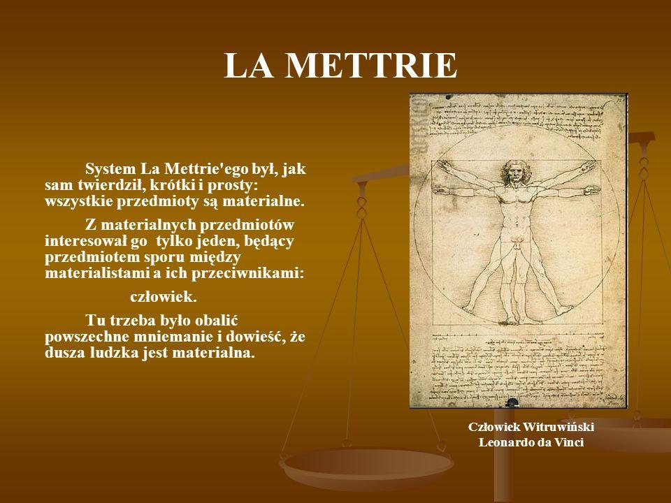 Człowiek Witruwiński Leonardo da Vinci