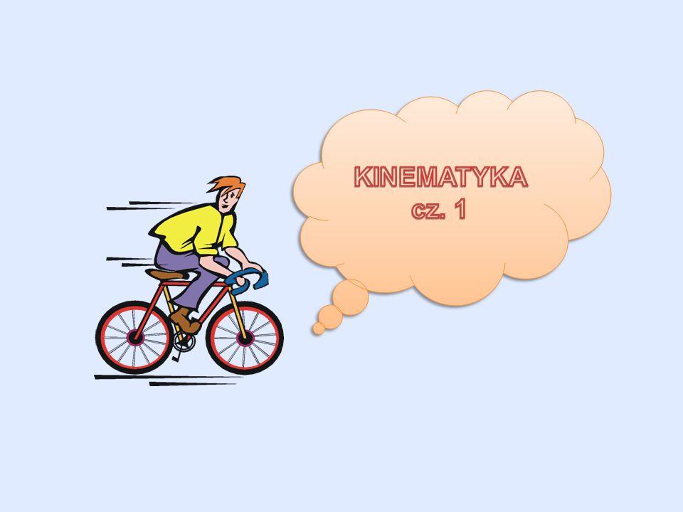 KINEMATYKA cz. 1