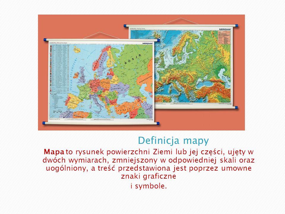 Definicja mapy