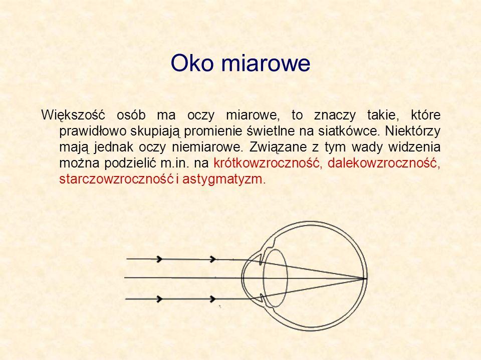 Oko miarowe