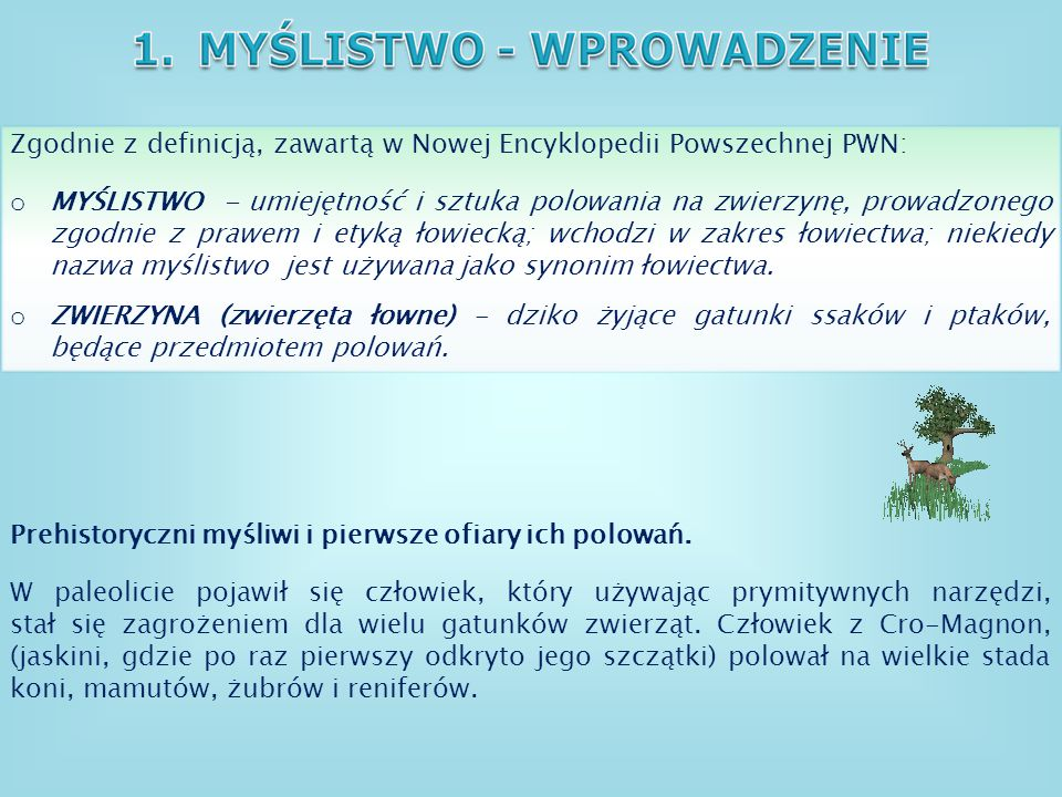 Zgodnie z definicją, zawartą w Nowej Encyklopedii Powszechnej PWN: