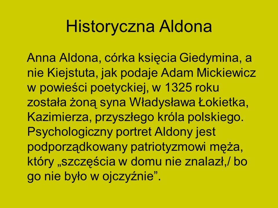 Historyczna Aldona