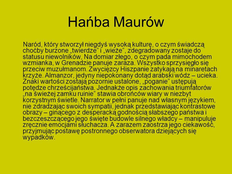 Hańba Maurów
