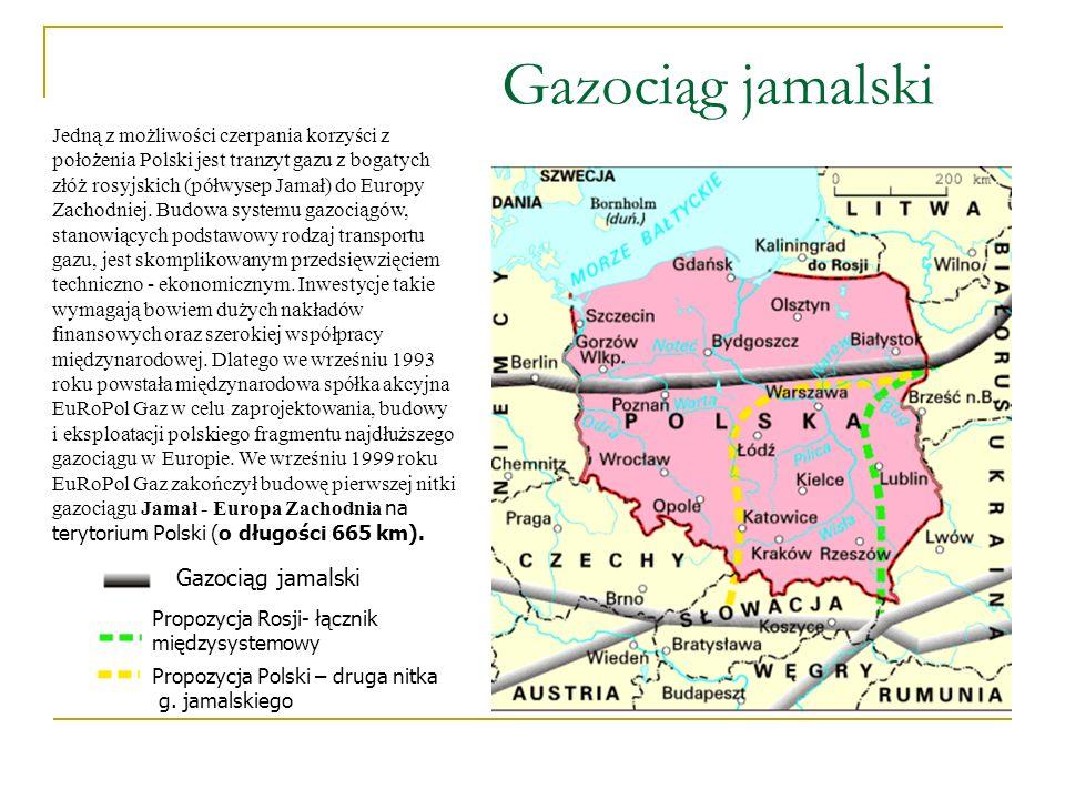 Gazociąg jamalski Gazociąg jamalski