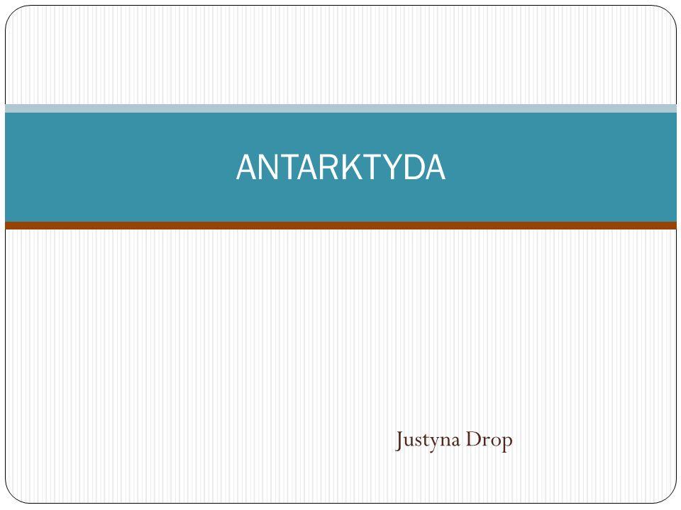 ANTARKTYDA Justyna Drop