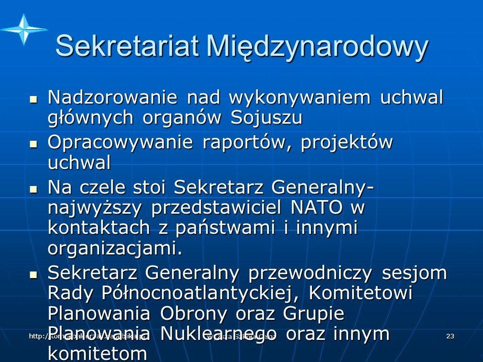 Sekretariat Międzynarodowy