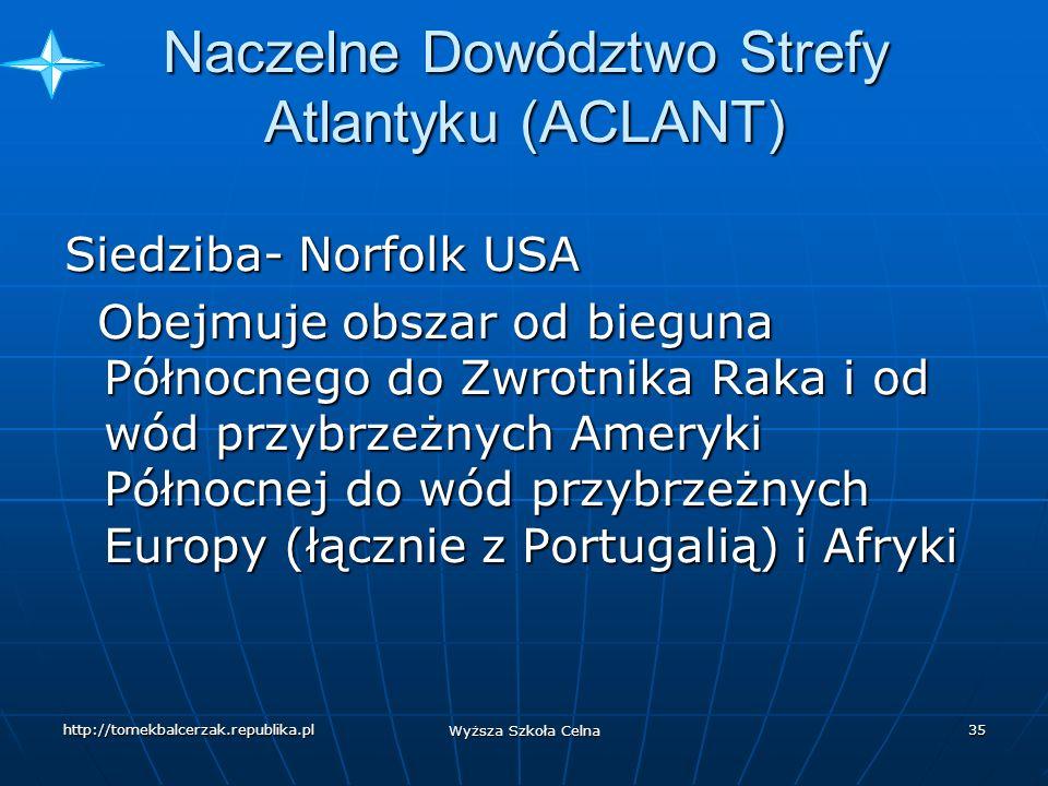 Naczelne Dowództwo Strefy Atlantyku (ACLANT)